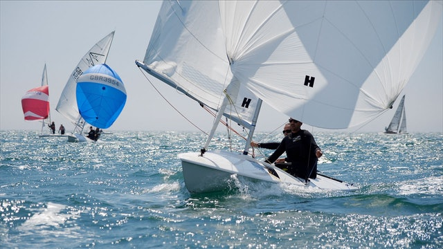 HISC - Whitsun Regatta 2019 - Saturday