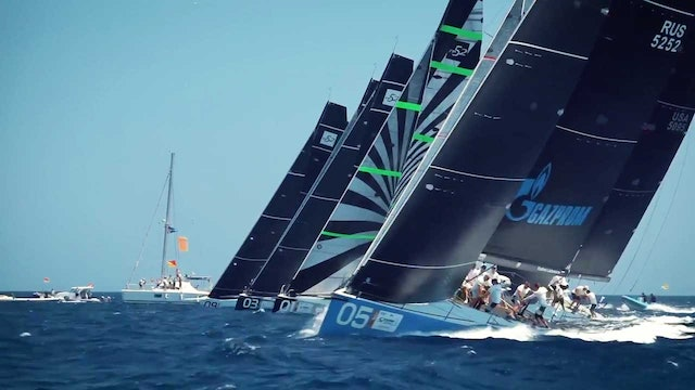 Porto Cervo 52 SUPER SERIES Sailing Week 2017 - Day Four