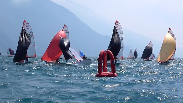 Italian 29er - 49erFX and Nacra 15 Nationals 2020 - Circolo Vela Arco