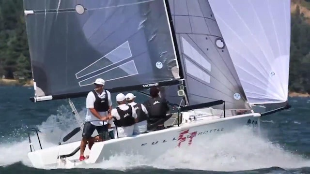 The Gorge - Melges 24 Nationals 2015