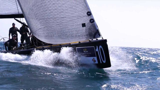 RC44 Calero Marinas Cup 2018 - Day One