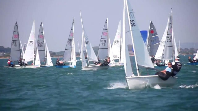 2016 Chichester Harbour Race Week - Day 3