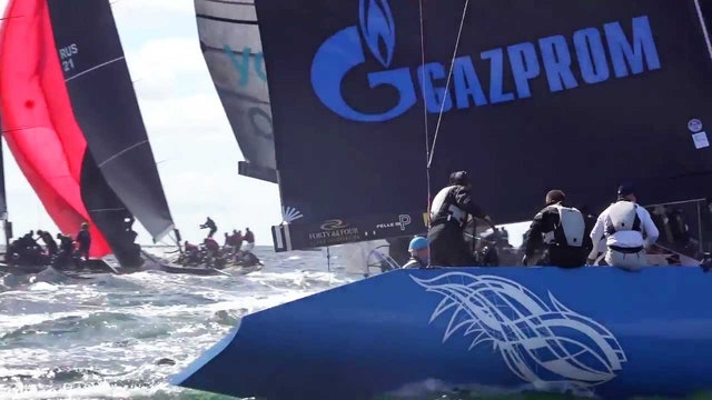 RC44 Marstrand World Championship 2017 - Final Day