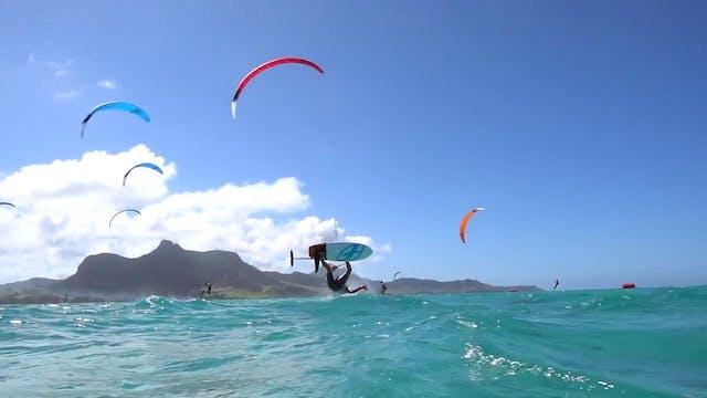 HydroFoil Pro Tour - Mauritius 2016 W...