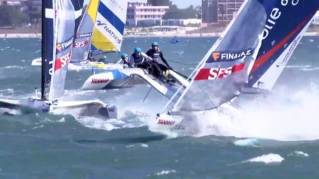 Tour de France a la Voile - Highlight...