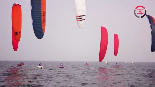 2017 KiteFoil GoldCup Weifang - Day One
