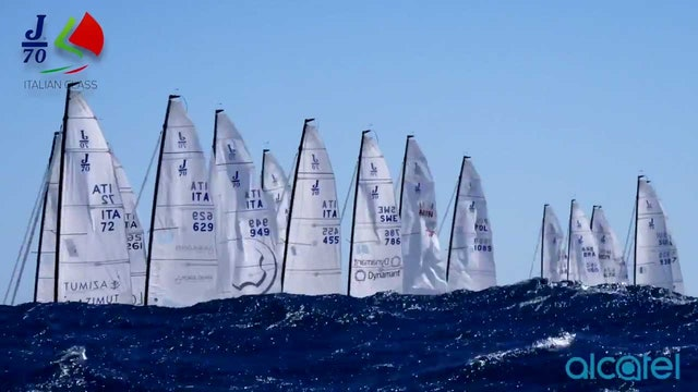 ALCATEL J/70 Cup 2017 Open Italian Nationals - Sanremo