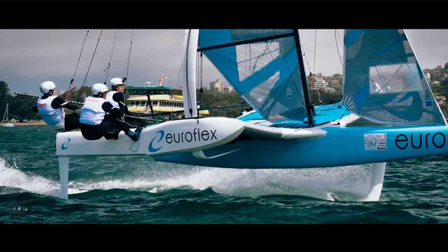 Foiling Week Sydney 2018 - Final High...