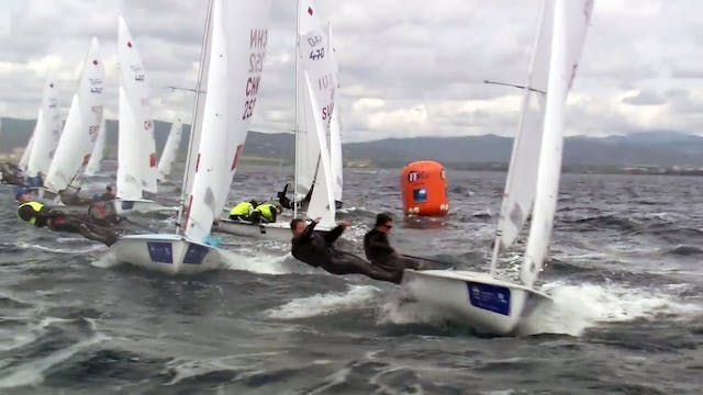 World Sailing SWC - Hyeres 2017 - 470...