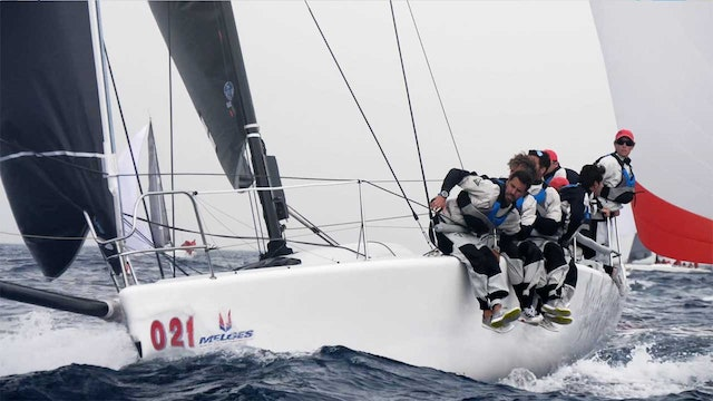 2018 Melges 32 World League - Forio d'Ischia - Day Two