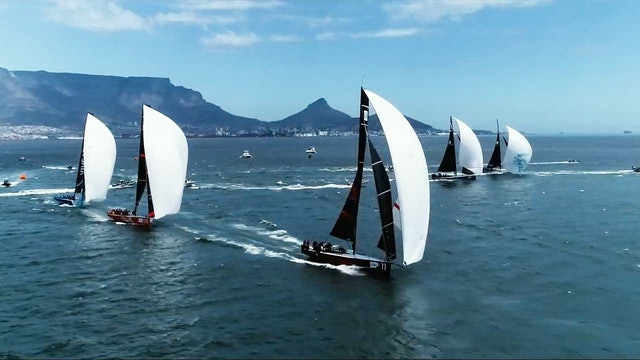 Cape Town 52 SUPER SERIES 2020 - Day Four