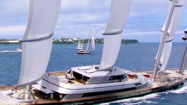 Superyacht Regatta 2017 - Bermuda