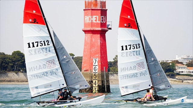 Hobie MultiWorlds, Euros & Int Cup 2019 - 23 July
