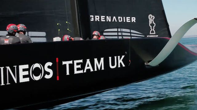 INEOS Team UK - Britannia - The Chall...