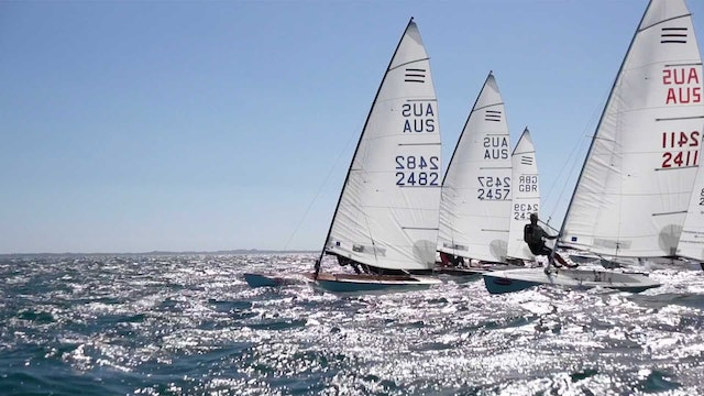 2018 iSail Whitsundays Contender World Champs - Day Four