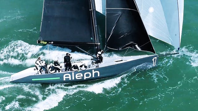 44Cup Cowes 2021 - Final Day