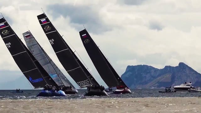2017 RC44 Championship Tour - This is...