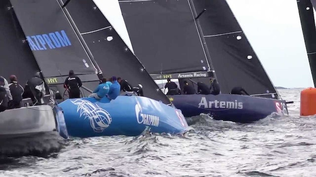 RC44 Marstrand World Championship 2017 - Day Three