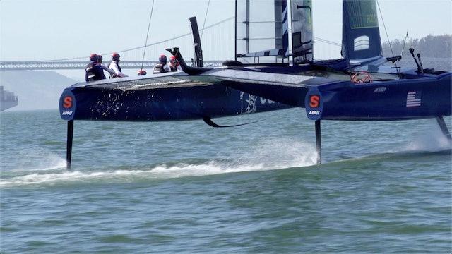 SailGP San Francisco - USA Team 'Lady Liberty'