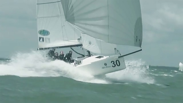 2017 J/70 European Championship - Day Two