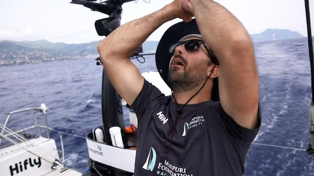 The Ocean Race Europe 2021 - Genova Coastal Race Finale