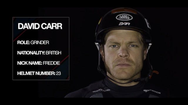 Land Rover BAR - Meet The Team - Davi...