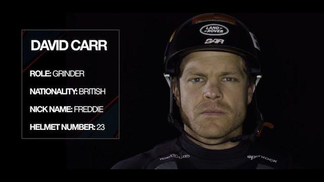 Land Rover BAR - Meet The Team - Davi...