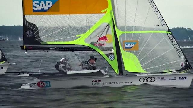 Kiel Week 2016 - 24th June - Highlights - Olympic Classes