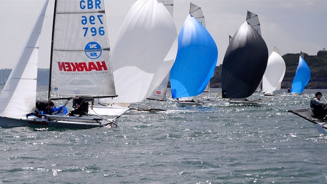 TME - B14 UK National Champs 2019 - Day Two