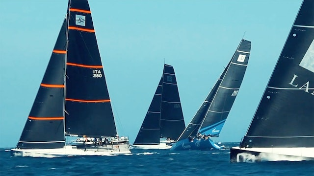 Porto Cervo 52 SUPER SERIES 2019 - Day Two