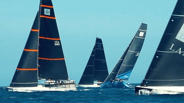 Porto Cervo 52 SUPER SERIES 2019 - Da...