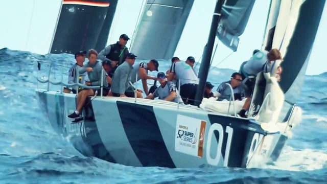 Menorca 52 SUPER SERIES Sailing Week 2017 - Day Two