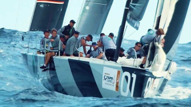 Menorca 52 SUPER SERIES Sailing Week ...