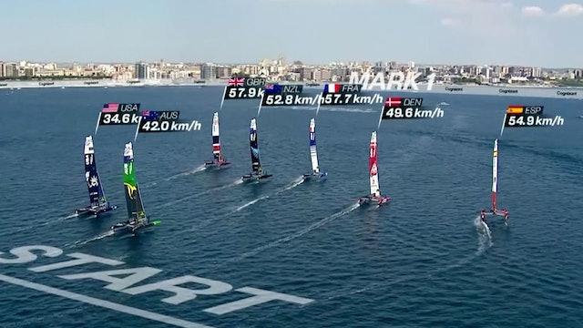 SailGP - Italy - Practice Race & Skippers Briefing