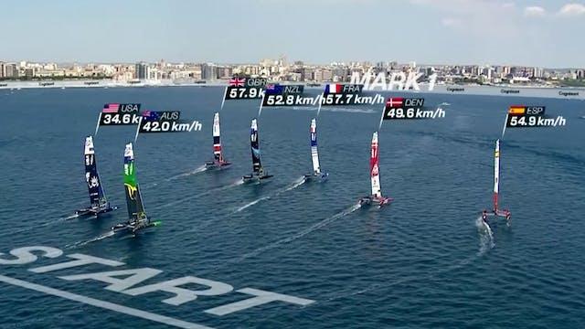 SailGP - Italy - Practice Race & Skip...