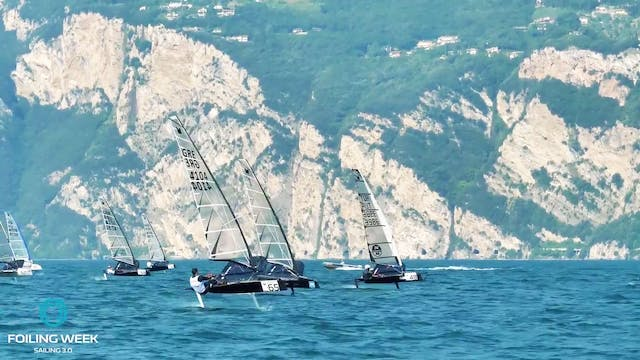 Foiling Week Garda 2017 - Day 2 And 3