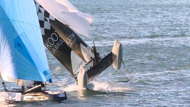Extreme Sailing Series - Qingdao Week...