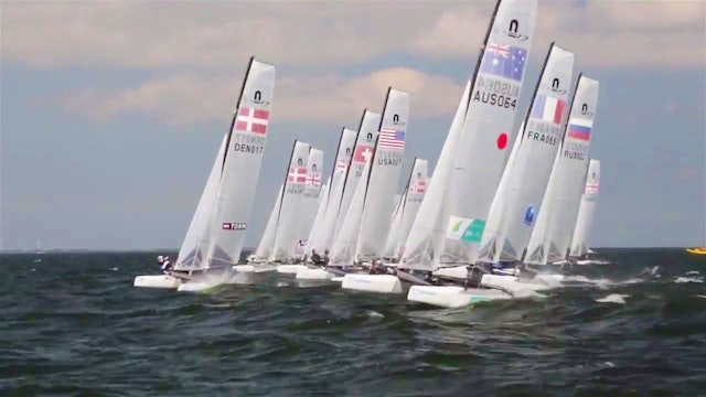 2014 Delta Lloyd Regatta - Day 3 Highlights