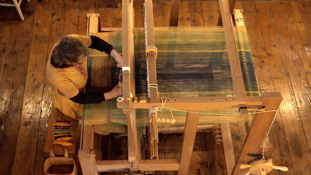 10. Blankets at the loom, part B