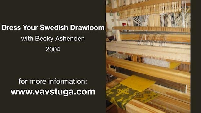 (trailer) Dress Your Swedish Drawloom