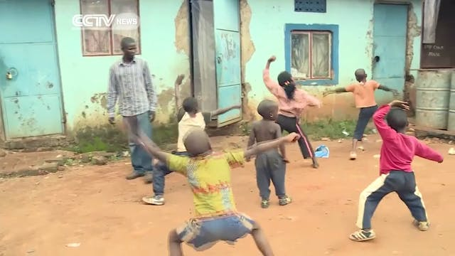 Interview with the Waka Starz - Uganda's Kung Fu Kidz