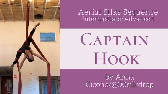 Captain Hook - by Anna Cicone