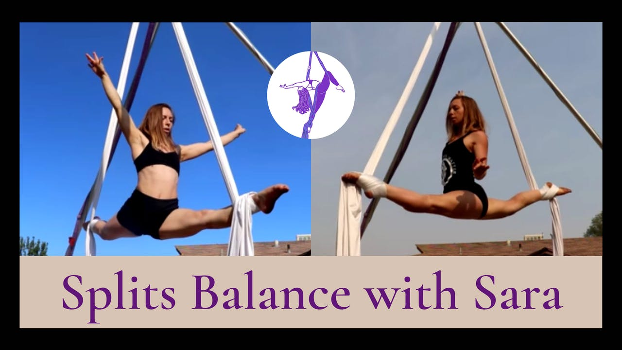 Splits Balance Virtual Workshop