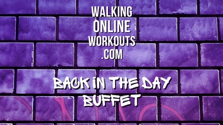 Walking Online Workouts Video