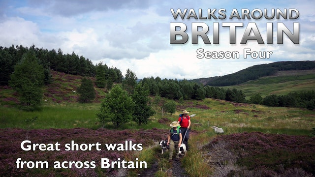 Walks Around Britain Season Four