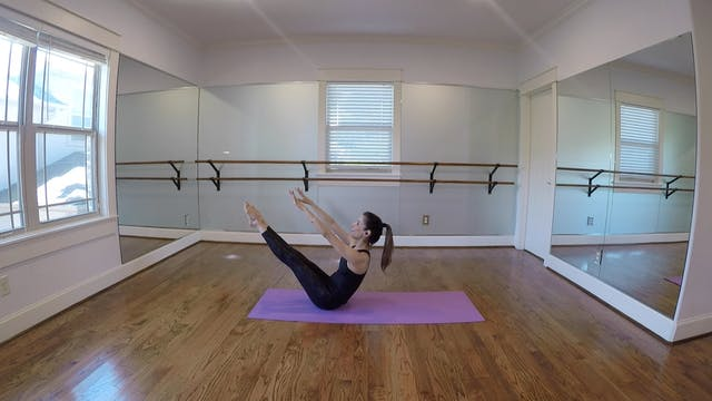 Warrior Pilates with Monica Flores (1...