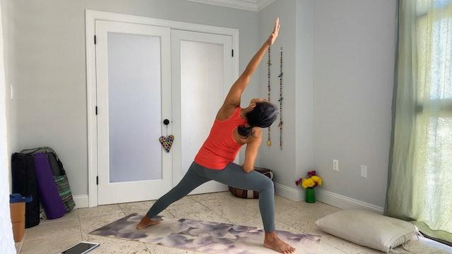 Yoga for Hips & Shoulders (48 mins)