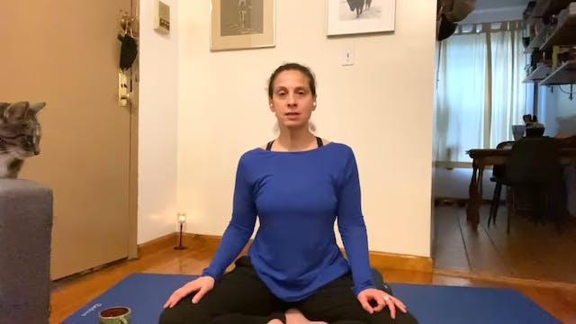 Breathwork and Short Yoga Nidra with ...