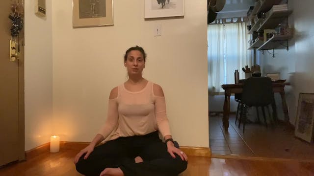 Yoga Nidra and the Chakras with Andre...