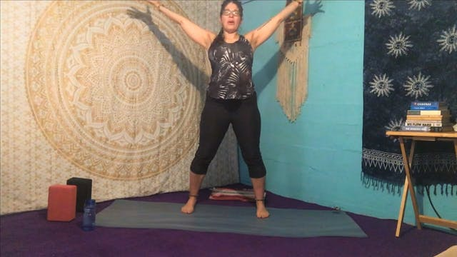 Vinyasa Flow with Christina Cruz (60 ...